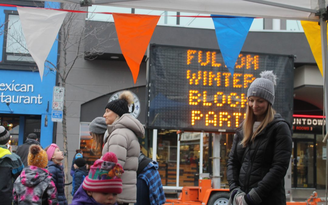 Winter Block Party: What to expect?