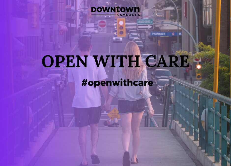 How Can You Help #OpenWithCare?