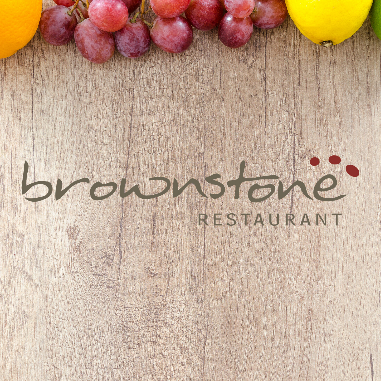 Brownstone Restaurant Logo